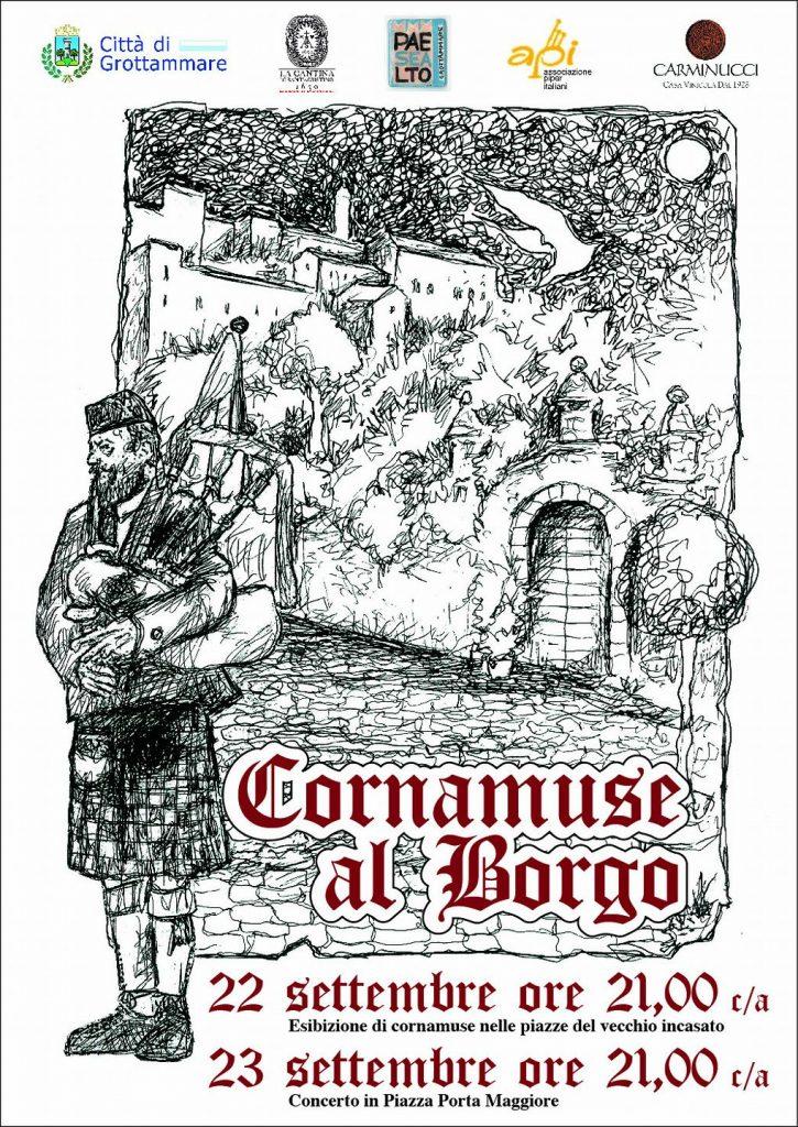 raduno nazionale dei suonatori di Cornamusa Scozzese